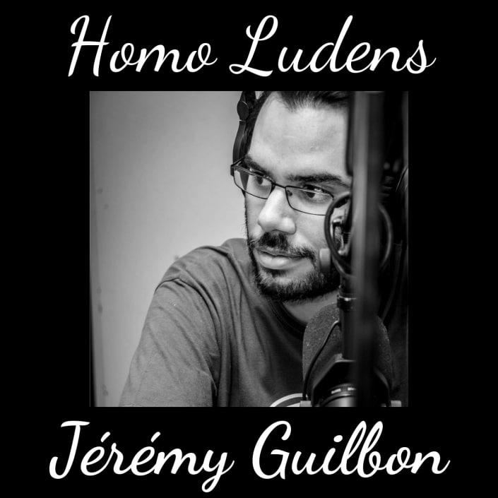 Homo Ludens - Jérémy Guilbon – Faire du soin, mine de rien