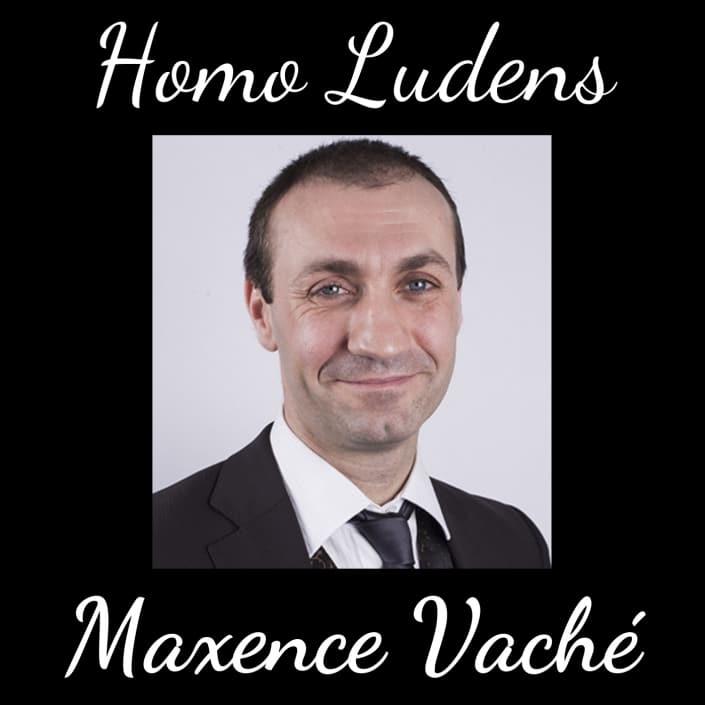 Homo Ludens - Maxence Vaché – Jouer c'est vivre !