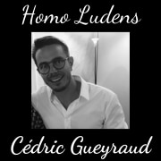 Homo Ludens - Cédric Gueyraud - Jouer contre la maladie d'Alzheimer