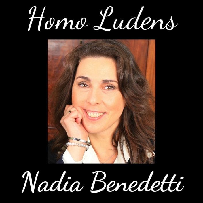 Homo Ludens - Nadia Benedetti - La méthode Lego® Serious Play®