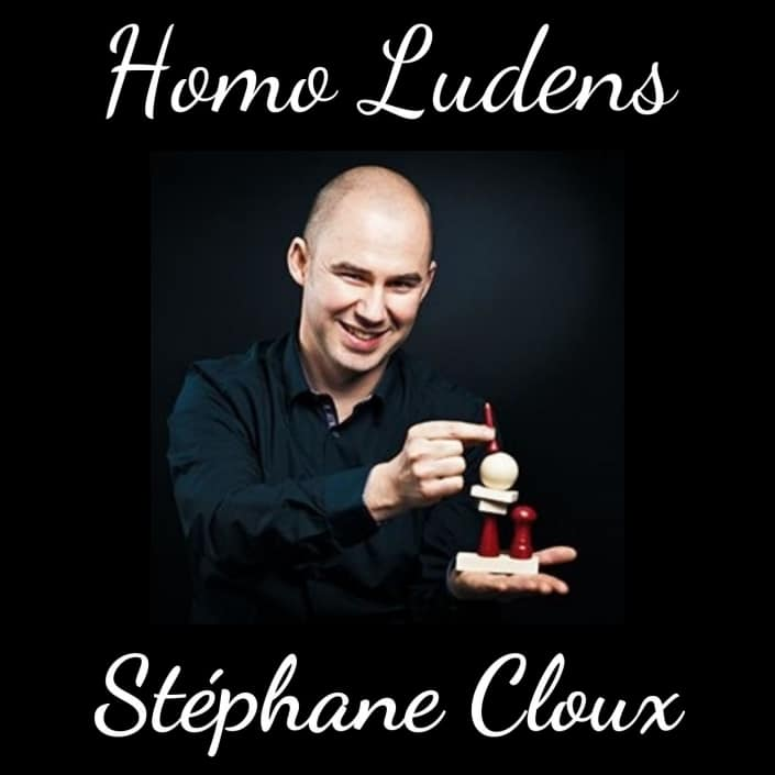 Homo Ludens - Stéphane Cloux - Le jeu sportif