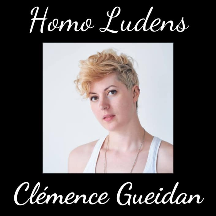 Homo Ludens - Clémence Gueidan - Immersion et action le Serious Escape Game