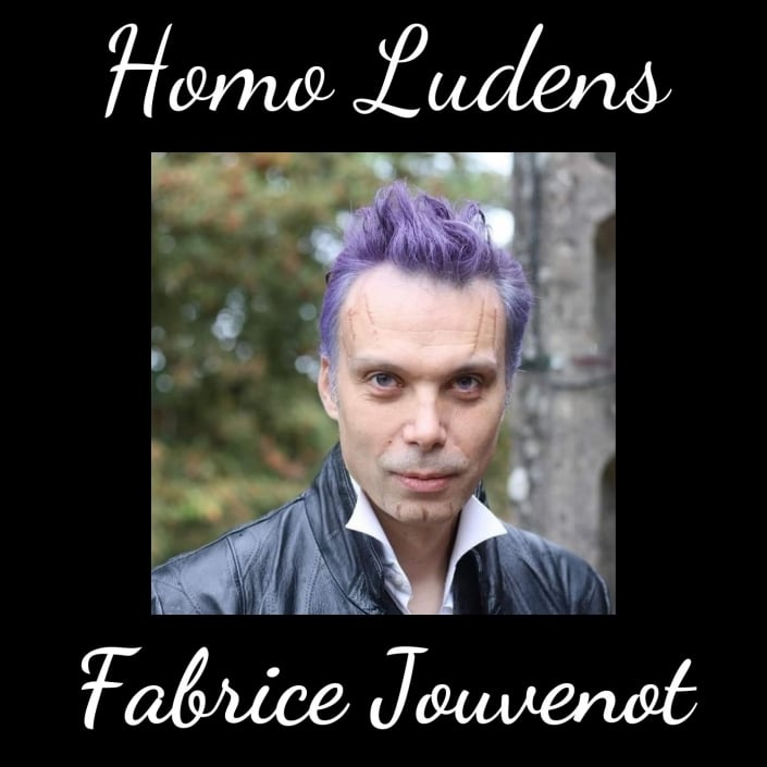 Homo Ludens - Fabrice Jouvenot - Transmettre des connaissances grâce aux techniques immersives et au jeu