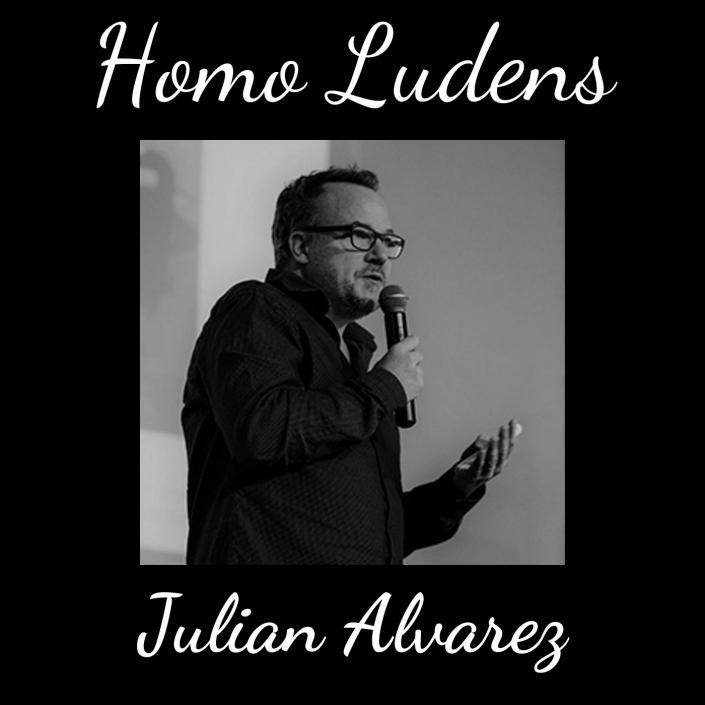 Julian Alvarez - Homoludens - Etudier le jeu, une bonne idée!