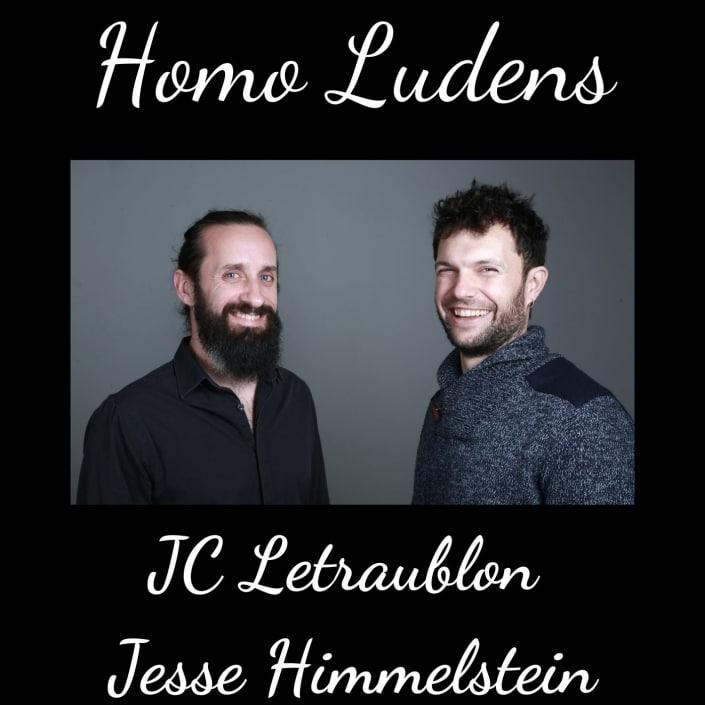 Homo Ludens - Jesse Himmelstein et Jean Christophe Letraublon - Explorer un sujet scientifique via le jeu vidéo