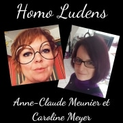 Homo Ludens - Anne-Claude Meunier et Caroline Meyer - Le collectif Escape n' Games - L'escape game en classe