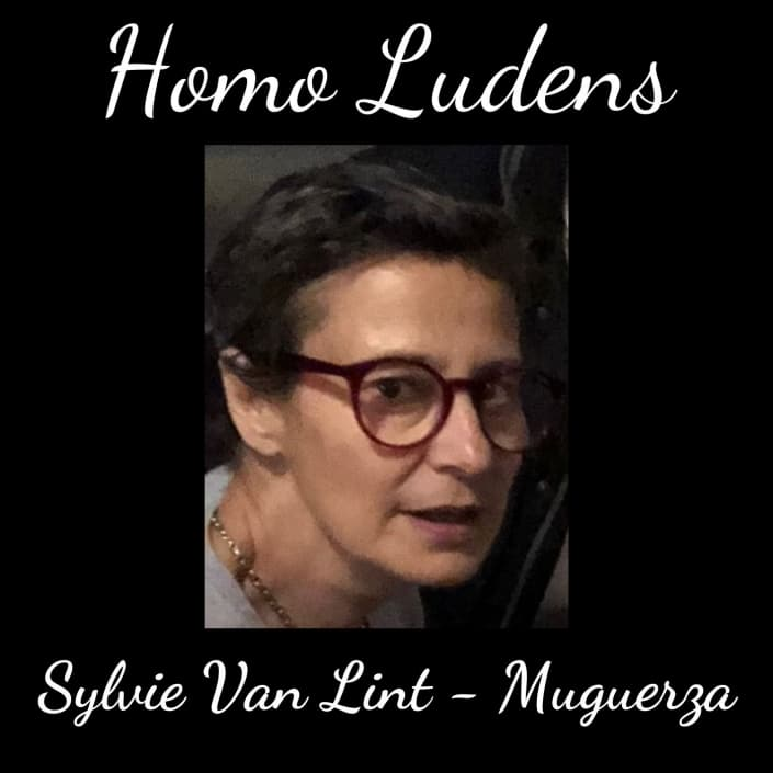Homo Ludens - Sylvie Van Lint Muguerza - Le jeu comme porte d'entrée dans les apprentissages