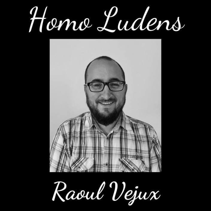 Homo Ludens - Raoul Vejux – Des jeux au service de l'insertion professionnelle