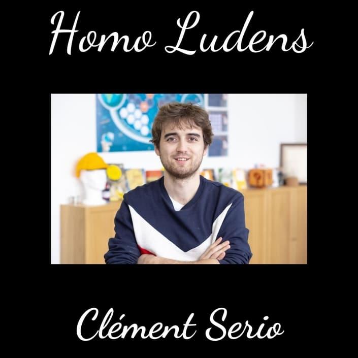 Homo Ludens - Clément Serio - L'impact des jeux en entreprise