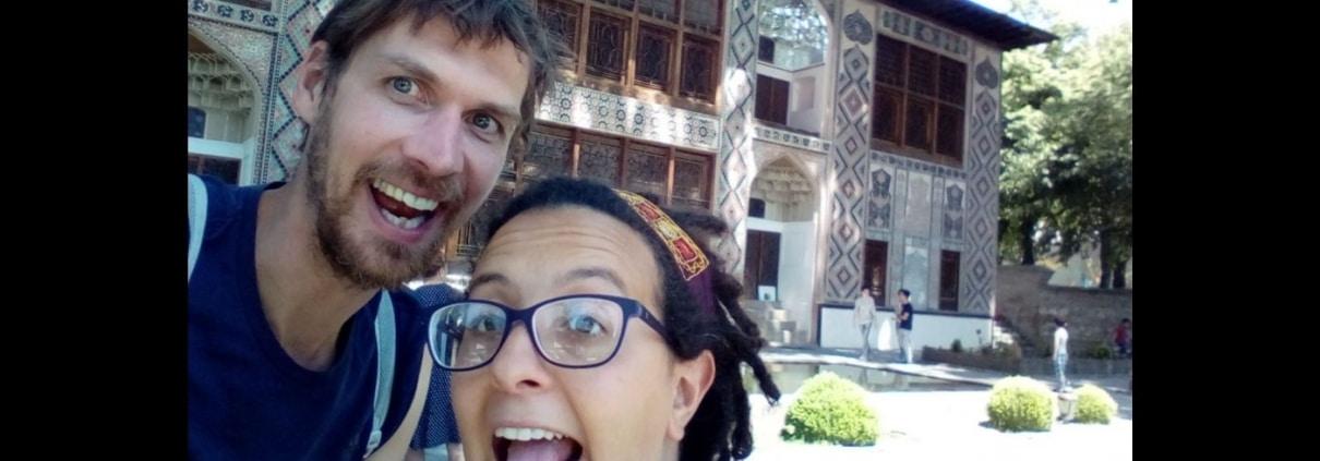 Homo Ludens - Nicolas Ovigneur et Sabrina Messahel - Le jeu comme vecteur de liens dans un voyage
