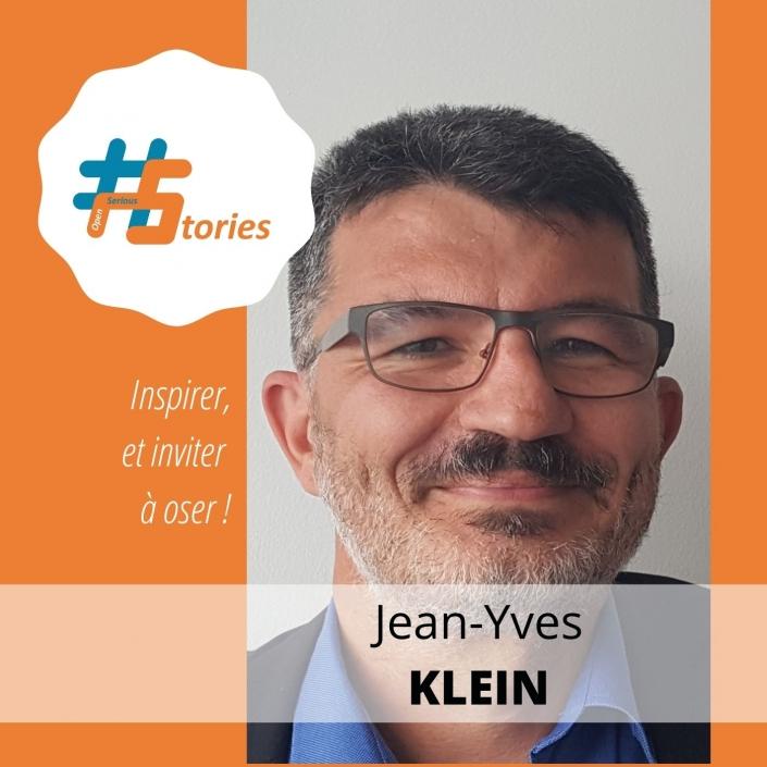 #OpenSeriousStories - Niveau 10 - Jean-Yves Klein