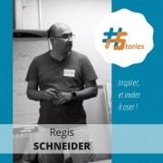 #OpenSeriousStories - Niveau 5 - Régis Schneider alias Régis Bob