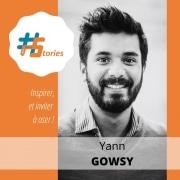 #OpenSeriousStories - Niveau 10 - Yann Gowsy