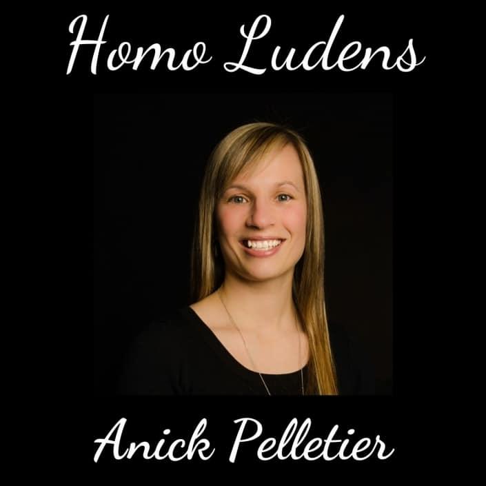 Homo Ludens - Anick Pelletier - L'entraînement du cerveau par le jeu pour mieux apprendre