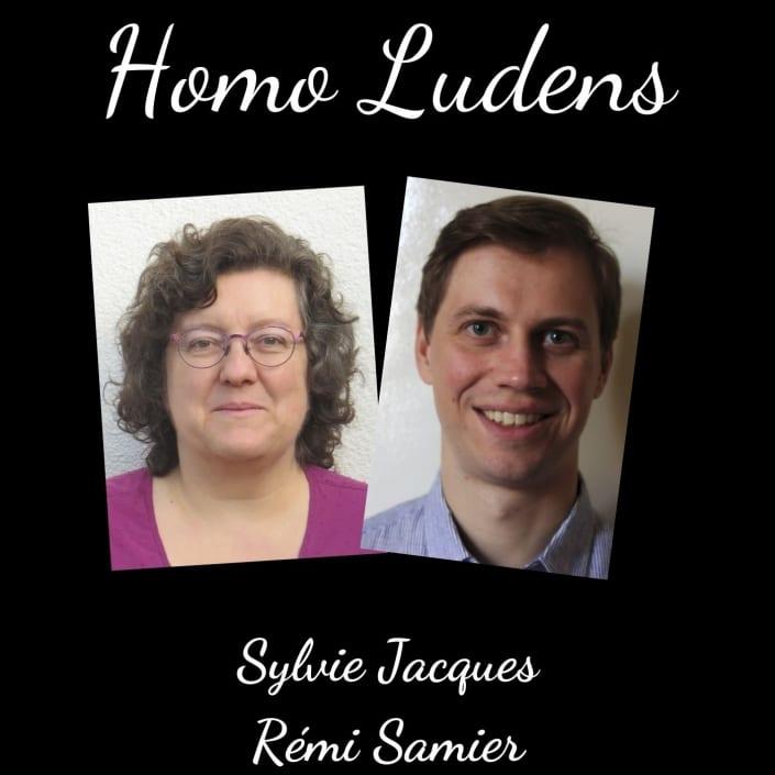 Homo Ludens - Sylvie Jacques et Rémi Samier – Le développement cognitif par le jeu